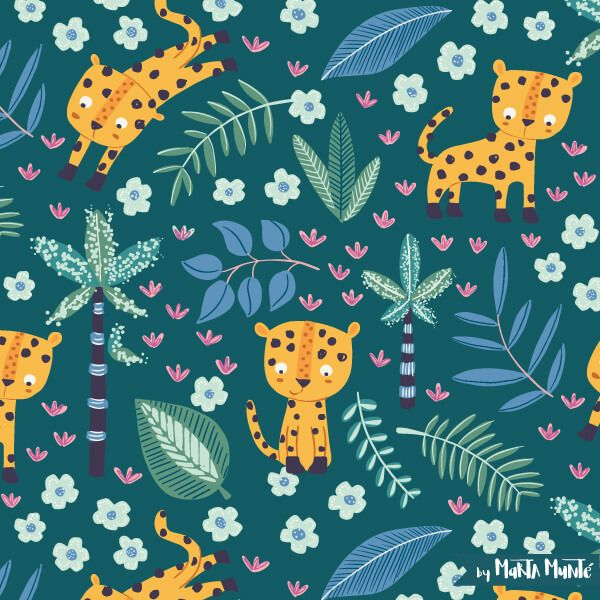 Cheetah patterns marta munte