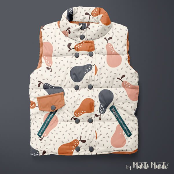 Pears patterns marta munte