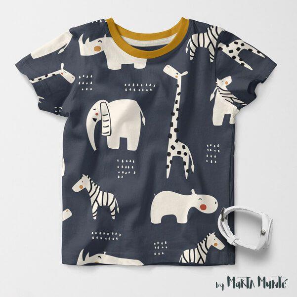 Safari patterns marta munte